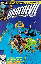 Marvel Comics's Daredevil Issue # 172