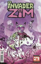 Oni Press's Invader Zim Issue # 26b