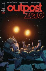 Image Comics's Outpost Zero Issue # 10