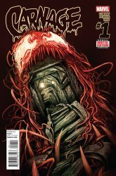 Marvel Comics's Carnage Issue # 1
