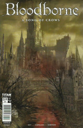 Titan Comics's Bloodborne Issue # 12c