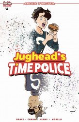 Archie Comics Group's Jughead's Time Police Issue # 3b