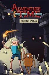 KaBOOM!'s Adventure Time: Original Graphic Novel Soft Cover # 7