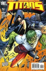 DC Comics's The Titans Issue # 5