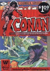 Marvel Comics's Conan the Barbarian Soft Cover # 3-pack-a