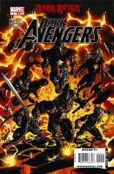 Marvel Comics's Dark Avengers Issue # 2