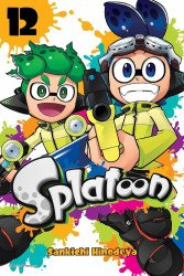 Viz Media's Splatoon Soft Cover # 12