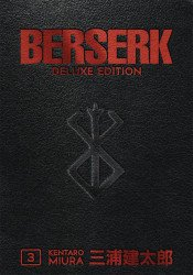 Dark Horse Comics's Berserk Hard Cover # 3