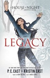 Dark Horse Comics's Legacy: A House of Night TPB # 1