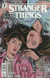 Dark Horse Comics's Stranger Things: Into the Fire Issue # 3c