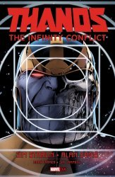 Marvel Comics's Thanos: Infinity Conflict Hard Cover # 1
