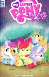 IDW Publishing's My Little Pony: Friendship is Magic Issue # 39