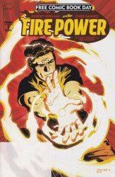 Image Comics's Fire Power Issue # 1fcbd