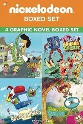 Papercutz's Nickelodeon Boxed Set Special box set