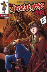 Amigo Comics's The Apocalypse Girl Issue # 4