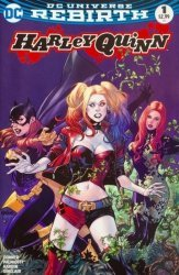 DC Comics's Harley Quinn Issue # 1zapp-a