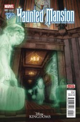 Marvel's Haunted Mansion Issue # 2-2nd print