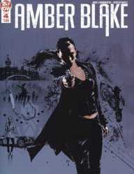 IDW Publishing's Amber Blake Issue # 4 - 2nd print