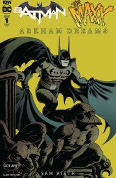 IDW Publishing's Batman / Maxx: Arkham Dreams Issue # 1albert moy-d