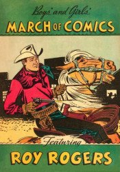 Western Printing Co.'s March of Comics Issue # 68