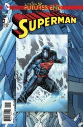 DC Comics's Superman: Futures End Issue # 1b