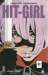Image Comics's Hit-Girl Issue # 6