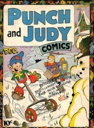 Hillman Publications's Punch and Judy Comics Issue # 5