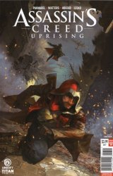 Titan Comics's Assassin's Creed: Uprising Issue # 7