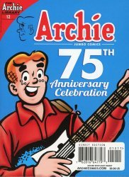 Archie Comics Group's Archie 75th Anniversary Digest Issue # 12