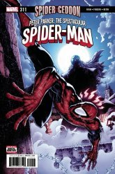 Marvel Comics's Peter Parker: The Spectacular Spider-Man Issue # 311