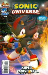 Archie's Sonic Universe Issue # 69b