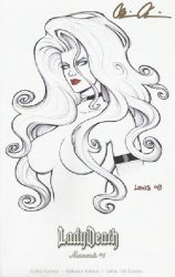 Coffin Comics's Lady Death: Moments Issue # 1