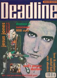 Deadline Publications Ltd.'s Deadline Magazine Issue # 48