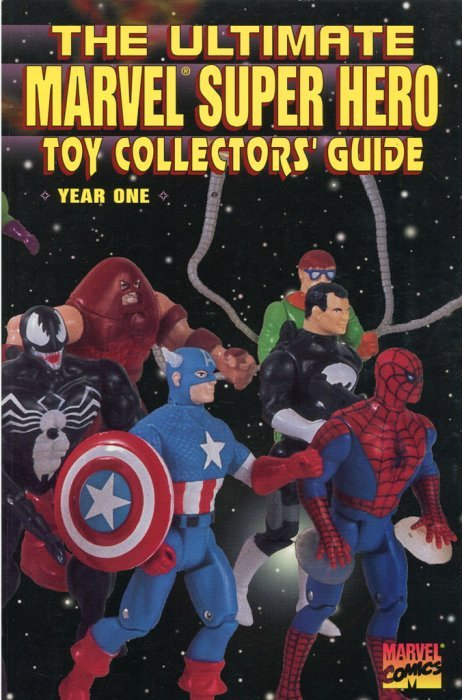 Ultimate Marvel Super Hero Toy Collectors' Guide 4 (Marvel ...