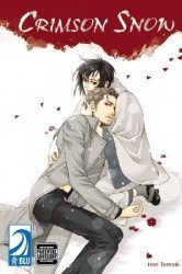 Blu Manga's Crimson Snow Soft Cover # 1