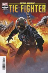 Marvel Comics's Star Wars: TIE Fighter Issue # 4b