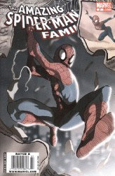 Marvel Comics's Amazing Spider-Man Family Issue # 7b