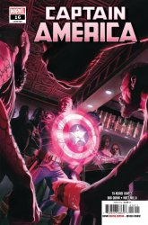 Marvel Comics's Captain America Issue # 16