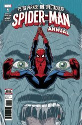 Marvel Comics's Peter Parker: The Spectacular Spider-Man Annual # 1