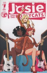 Archie's Josie and the Pussycats Issue # 1