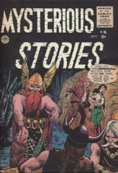PS Artbooks's Mysterious Stories Hard Cover # 1b