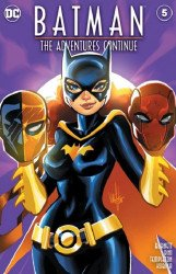 DC Comics's Batman: The Adventures Continue Issue # 5scotts-a
