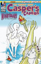 American Mythology's Casper's Capers Issue # 5