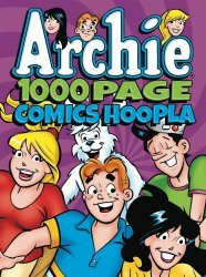 Archie Comics Group's Archie 1000-Page Comics Hoopla TPB # 1