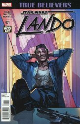 Marvel's True Believers: Lando Issue # 1