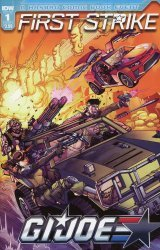 IDW Publishing's G.I. Joe: First Strike Issue # 1