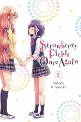 Yen Press's Strawberry Fields Once Again Soft Cover # 2