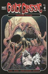 Vault Comics's Cult Classic: Creature Feature Issue # 4