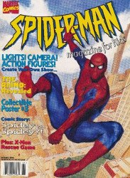 Marvel Comics's Spider-Man Magazine for Kids Issue Spring 1996