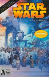 Dark Horse Comics's Star Wars: The Films and the Galaxy Beyond Issue nn
